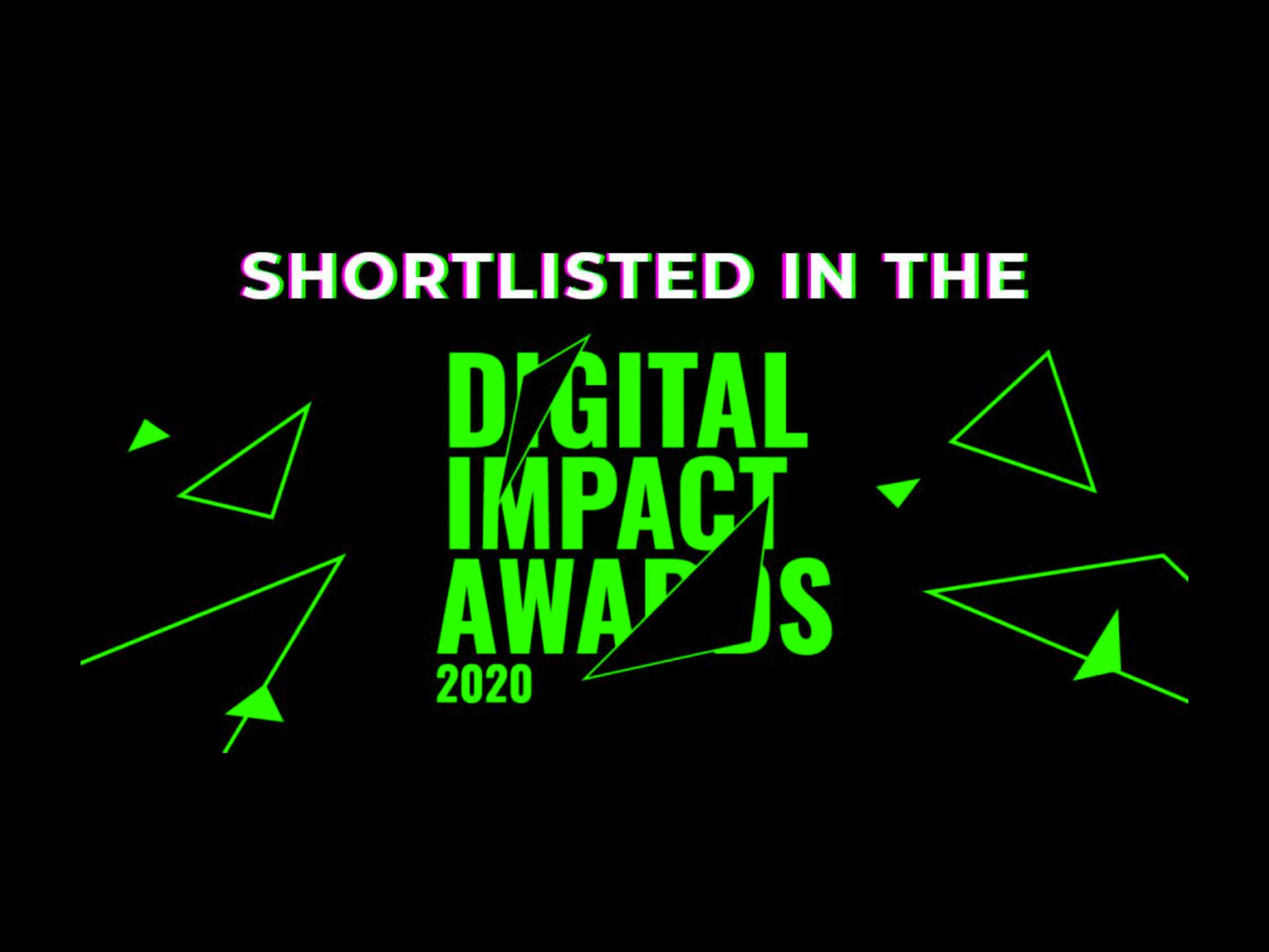 Consider Digital Project with Wintringham shortlisted in the digital impact awards